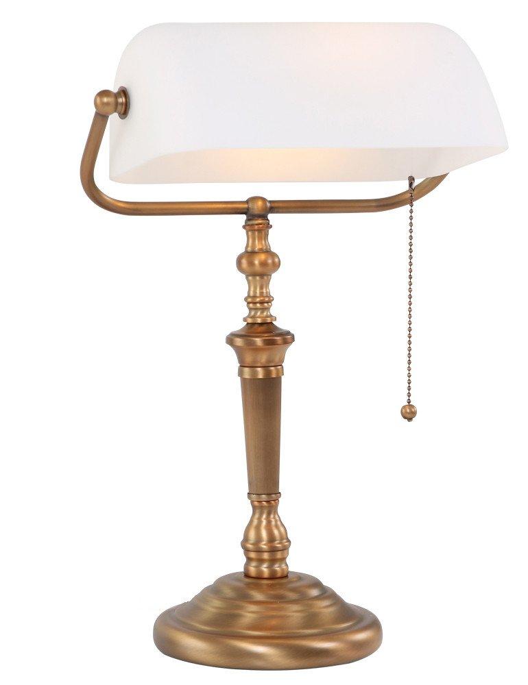 Lampe de notaire ancienne steinhauer ancilla - Lampes de salon anciennes ...