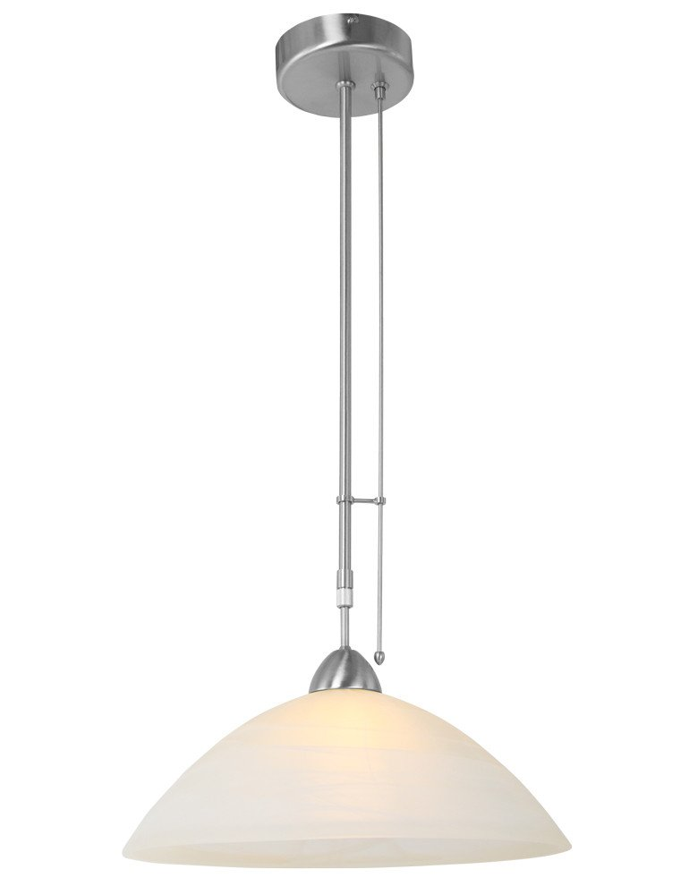 lampe de salle manger steinhauer burgundy lampesenligne