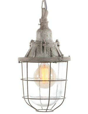 lampe marine ancienne