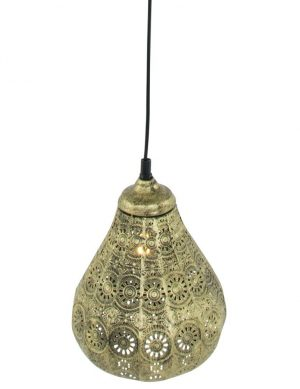 lampe marocaine suspension