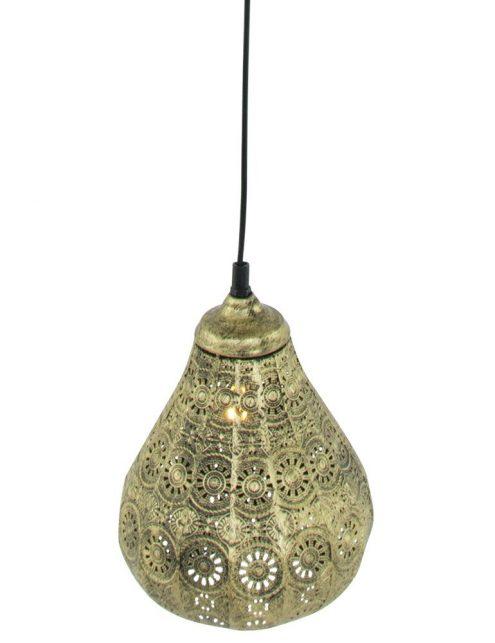 lampe marocaine suspension