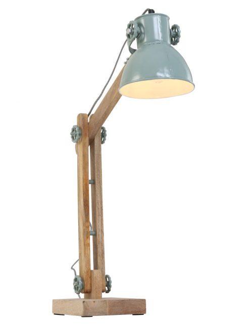 lampe scandinave bois