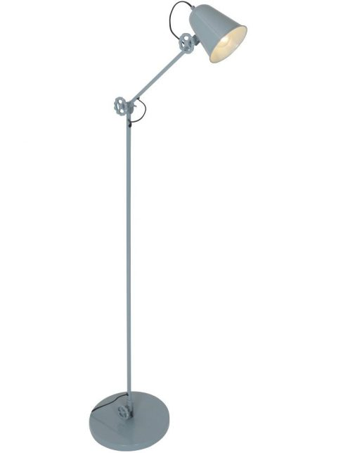 lampe sur pied metal