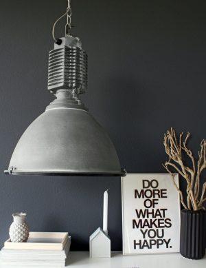 lampe suspendu industriel