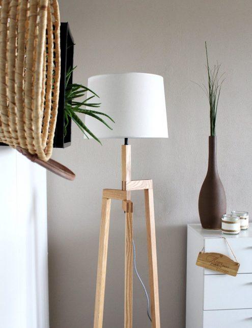 lampe tripode scandinave