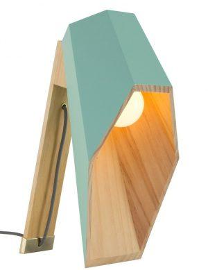 lampe vert d'eau