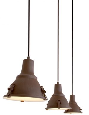 luminaire 3 suspension