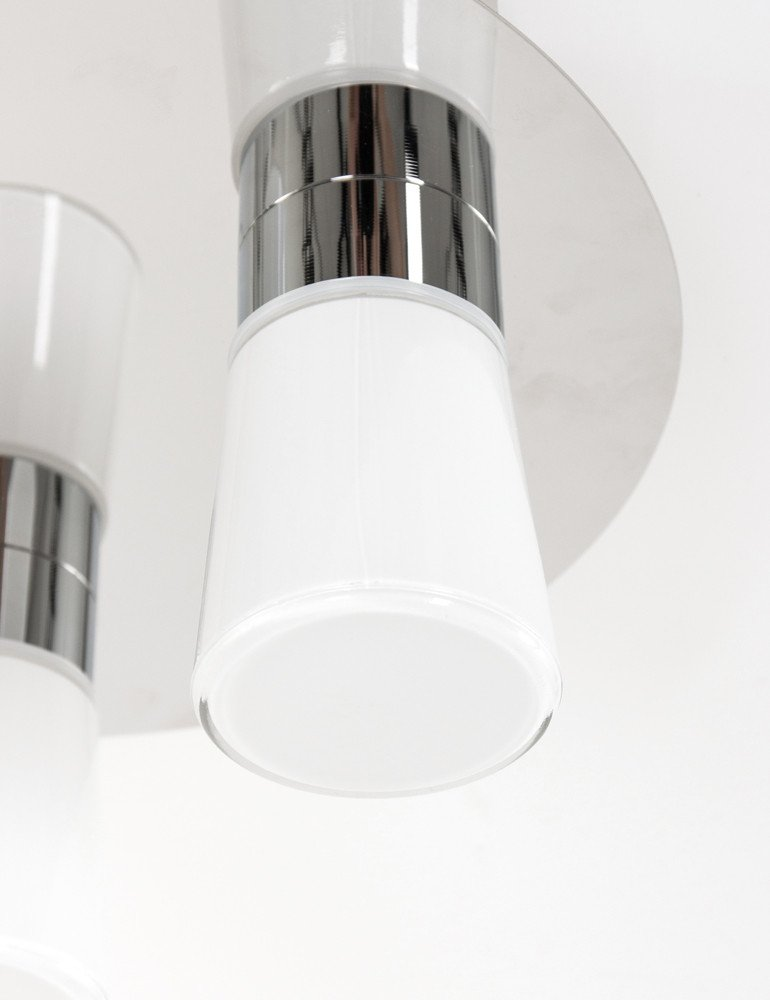 Luminaire plafonnier salle de bain trioleuchten serie 2823 - Plafonnier design salle de bain ...