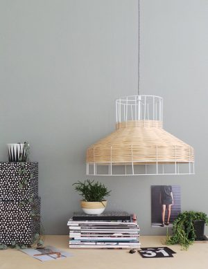 luminaire suspension scandinave