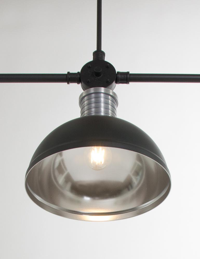 lustre suspension 3 lampes steinhauer brooklyn. Black Bedroom Furniture Sets. Home Design Ideas