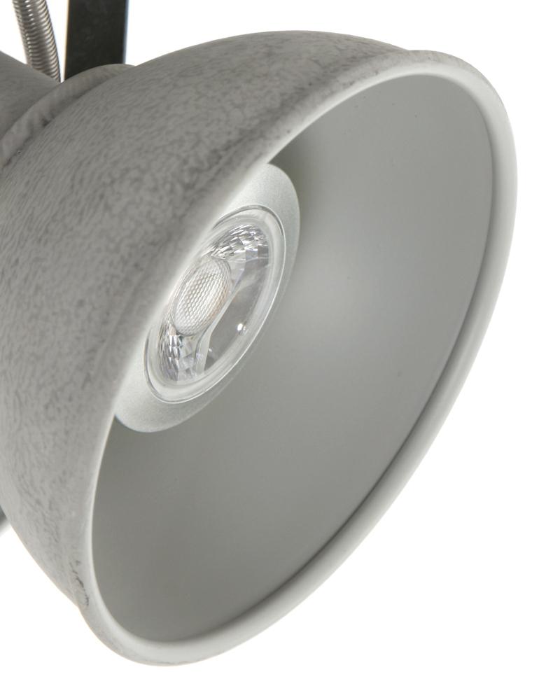 plafonnier 4 spots orientables freelight santo. Black Bedroom Furniture Sets. Home Design Ideas