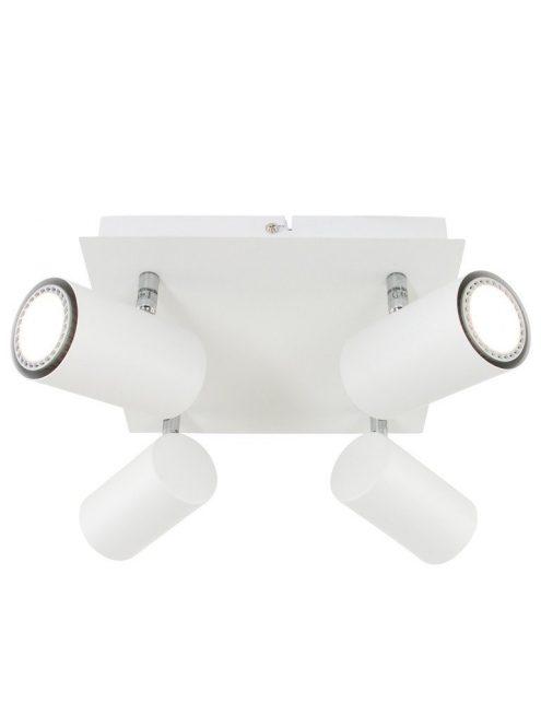plafonnier 4 spots orientables
