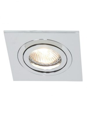 spot led carré encastrable