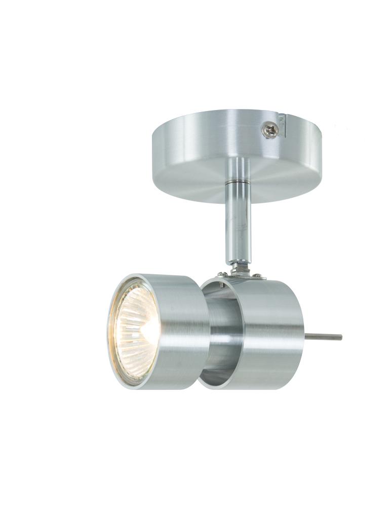 Spot led plafond design steinhauer natasja lampesenligne for Plafond spot led