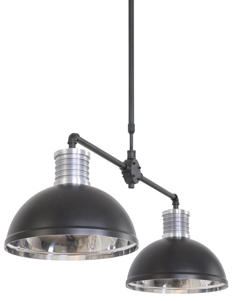 suspension 2 lampes steinhauer brooklyn. Black Bedroom Furniture Sets. Home Design Ideas