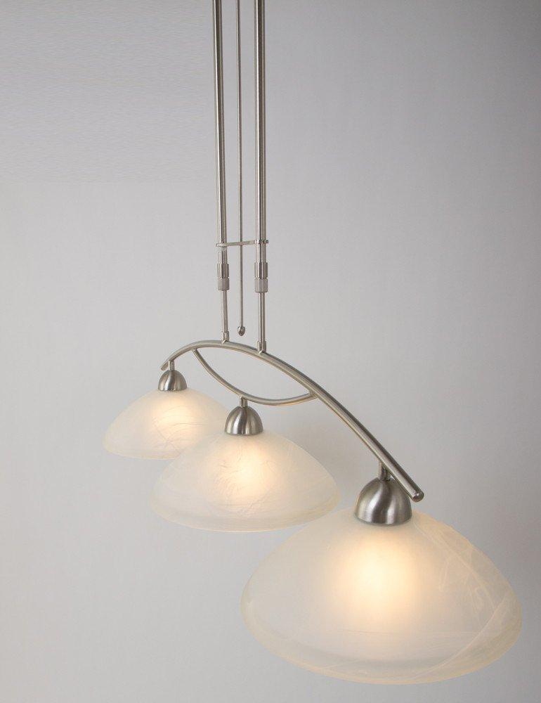 suspension 3 steinhauer burgundy classe et tendance. Black Bedroom Furniture Sets. Home Design Ideas