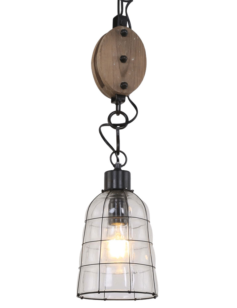 Jente amp;living Suspension Avec Poulie Light ywmPvN8n0O