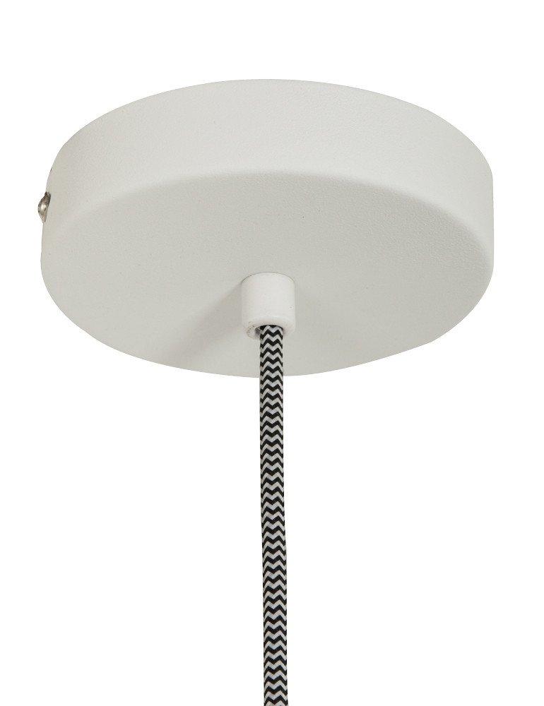 luminaire moderne blanc mat suspension bois et metal. Black Bedroom Furniture Sets. Home Design Ideas