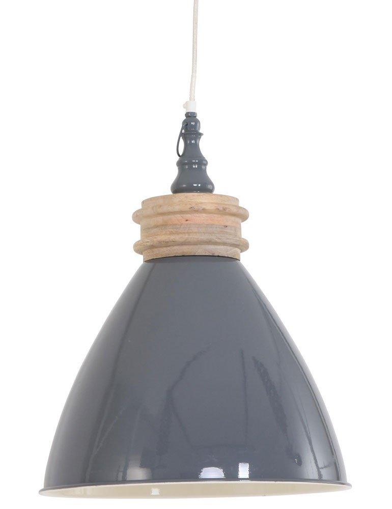 suspension bois metal light living artemis. Black Bedroom Furniture Sets. Home Design Ideas