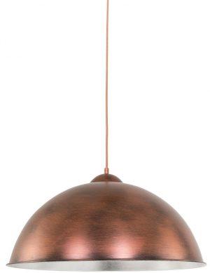 suspension couleur cuivre