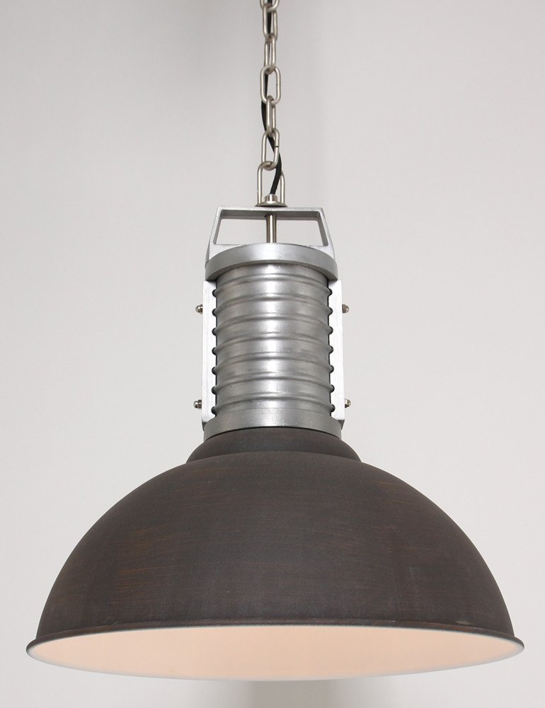 suspension cuisine industrielle anne lighting oncle phillipe. Black Bedroom Furniture Sets. Home Design Ideas