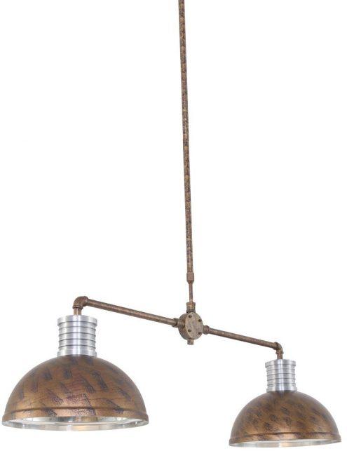 suspension double industrielle
