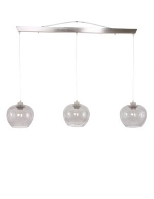 suspension en verre transparent