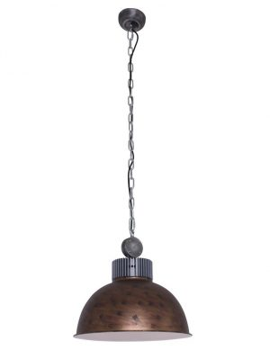 suspension industrielle metal