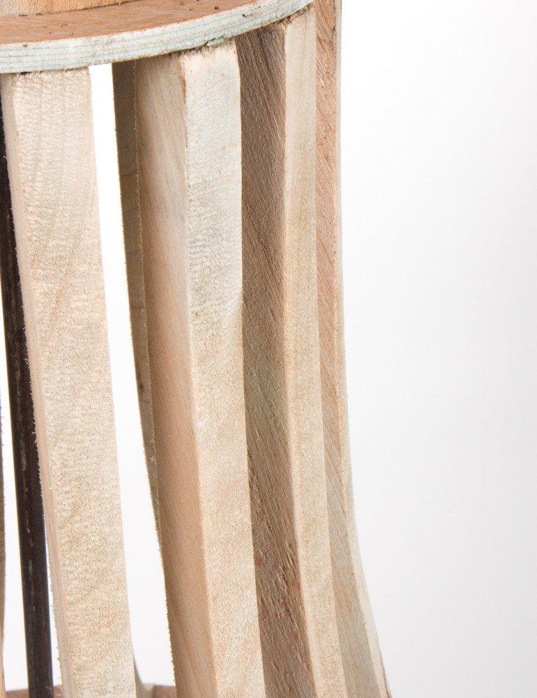 suspension luminaire en bois light living celine. Black Bedroom Furniture Sets. Home Design Ideas