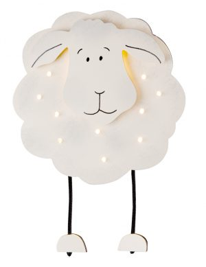 suspension luminaire fille