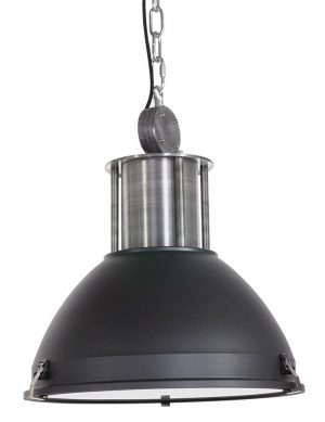 suspension luminaire industrielle