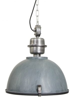 suspension luminaire metal