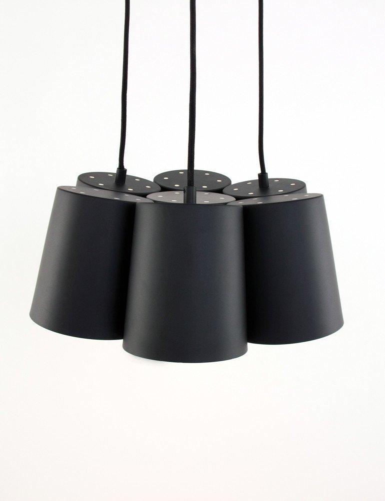 Suspension luminaire multiple freelight aster for Freelight lampen