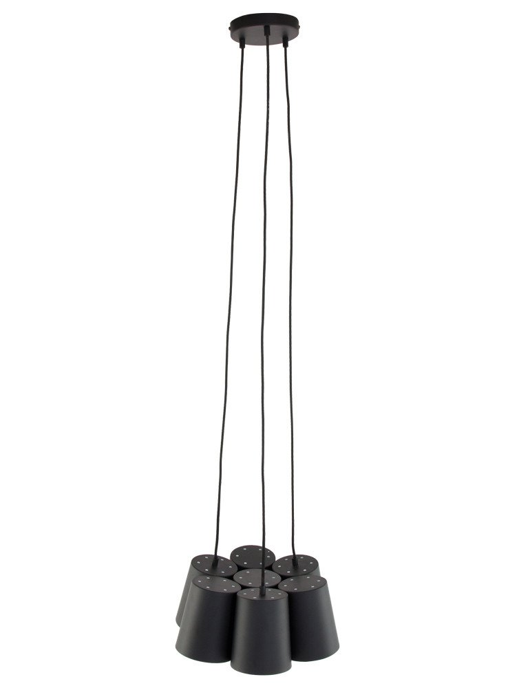suspension luminaire multiple freelight aster. Black Bedroom Furniture Sets. Home Design Ideas