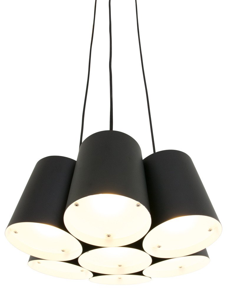 suspension luminaire multiple freelight aster. Black Bedroom Furniture Sets. Home Design Ideas