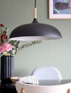 suspension luminaire noir