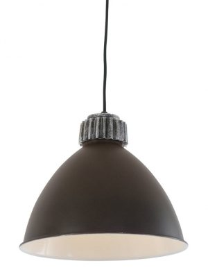 suspension luminaire style industriel