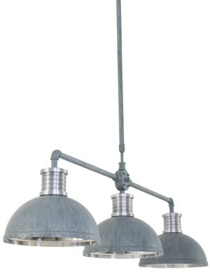 suspension triple industrielle