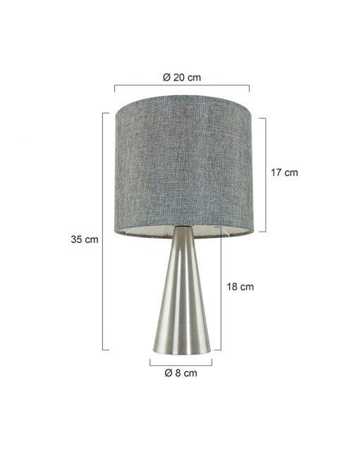 Poser Lampe Cosinus Salon Trio À De Leuchten NwOv0ym8n