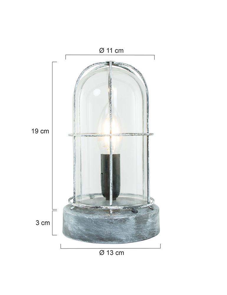 Lampe Sous Cloche lampe sous cloche trio leuchten birte - lampesenligne.fr