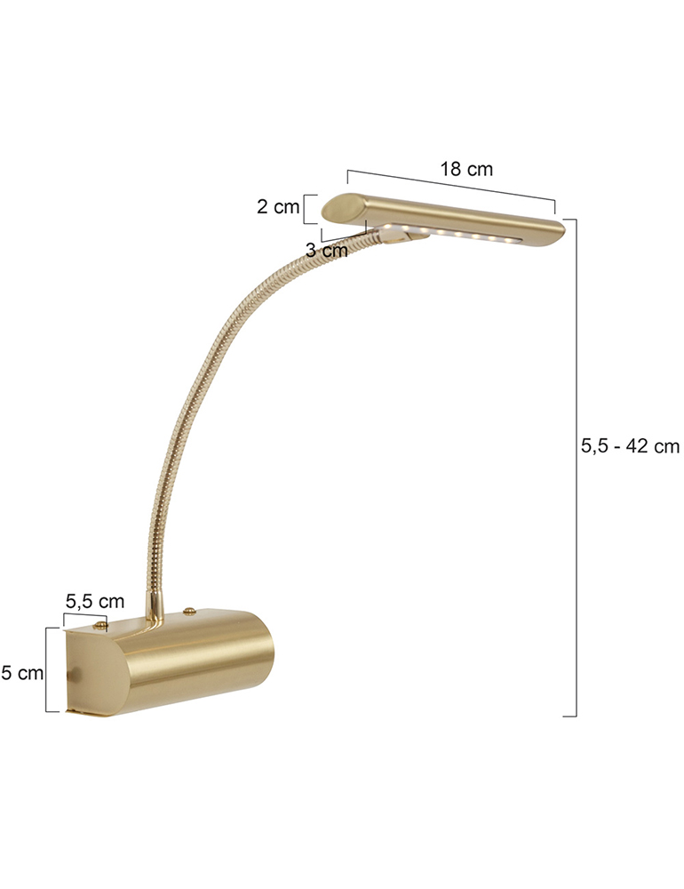 lampe pour tableau sans fil trio leuchten curtis. Black Bedroom Furniture Sets. Home Design Ideas