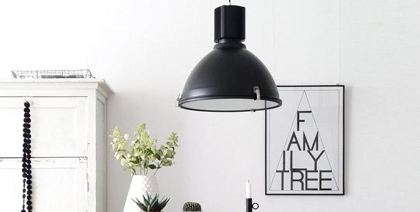 lampes noires
