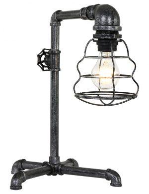 1609ST-lampe de table industrielle robuste