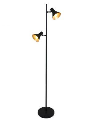1627ZW-lampadaire industriel double lumière