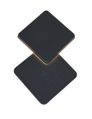 1697ZW-lampe extérieure carrée