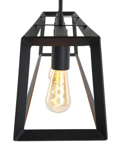 1705ZW-lampe-de-table-noire-suspendue-rectangulaire-2