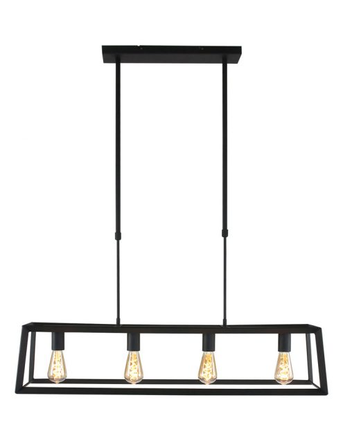 1705ZW-lampe-de-table-noire-suspendue-rectangulaire-5