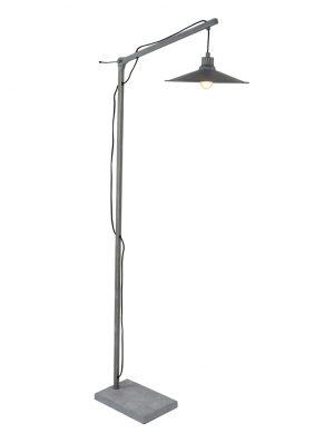 1730GR-lampadaire aspect béton