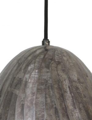 2037ZW-Lampe-suspendue-en-faïence-grise-1