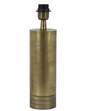 2080BR-Pied de lampe de bar bronze